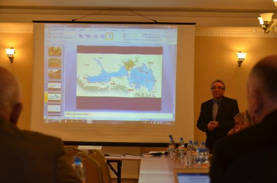 Spotkanie w sprawie zagospodarowania Jeziora Wulpińskiego